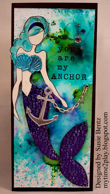 Mermaid Card - All Occasion