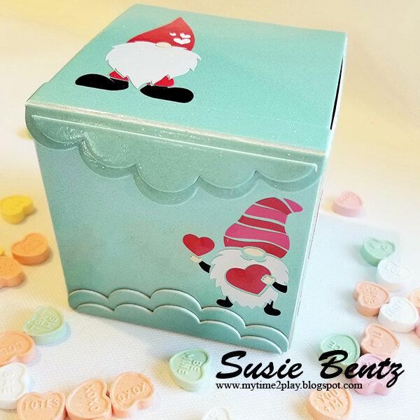Valentine Gnome Gift Box
