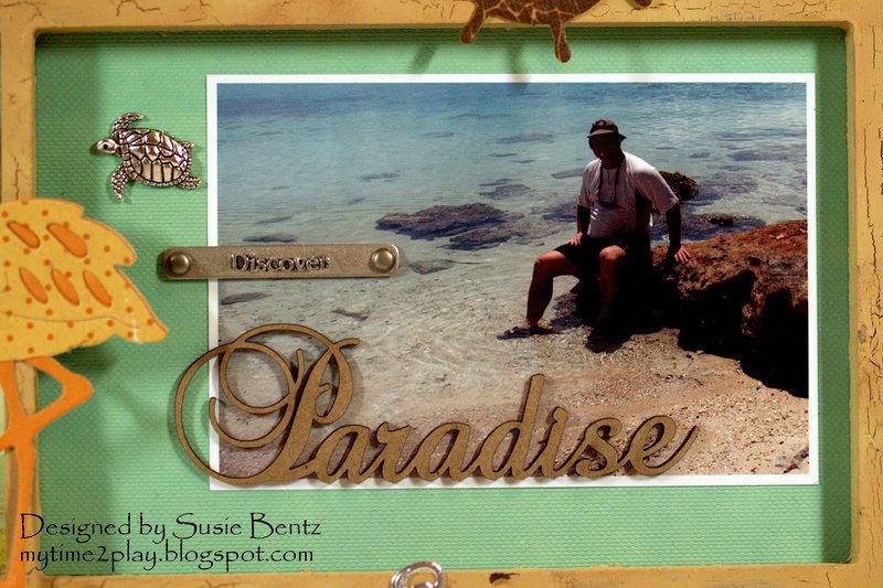 Bahamas 2005 - Paradise Photo Tray #5