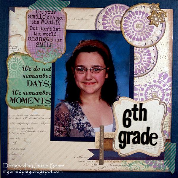 6th Grade  **Quick Quotes**