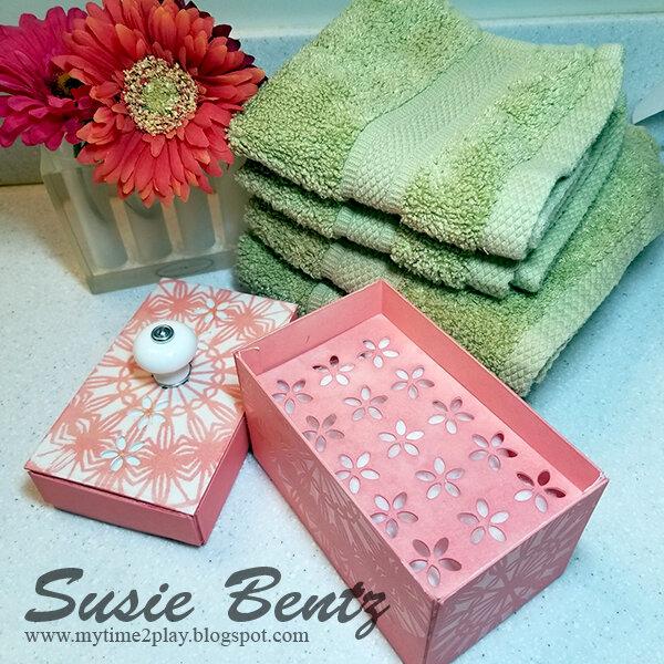 Fragrance Diffuser Treasure Box
