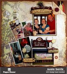 Bull Run Winery  **Paper House**