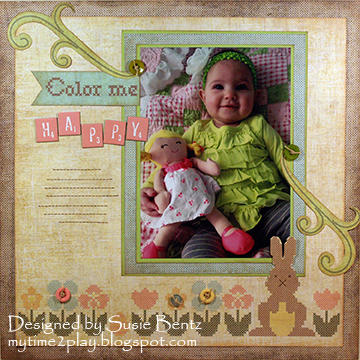 Color Me Happy **Moxxie**