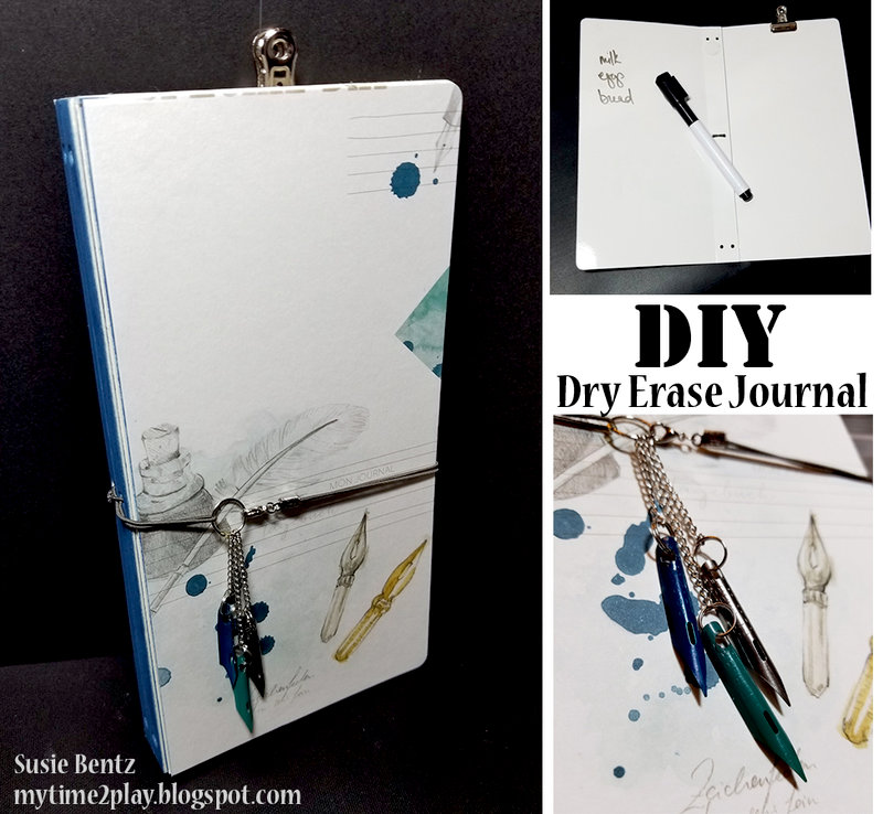 Dry Erase Journal