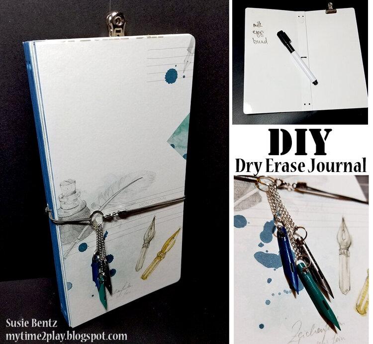 Dry Erase Journal