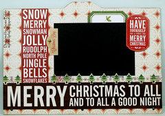 Printer's Tray Christmas Album - Page 7