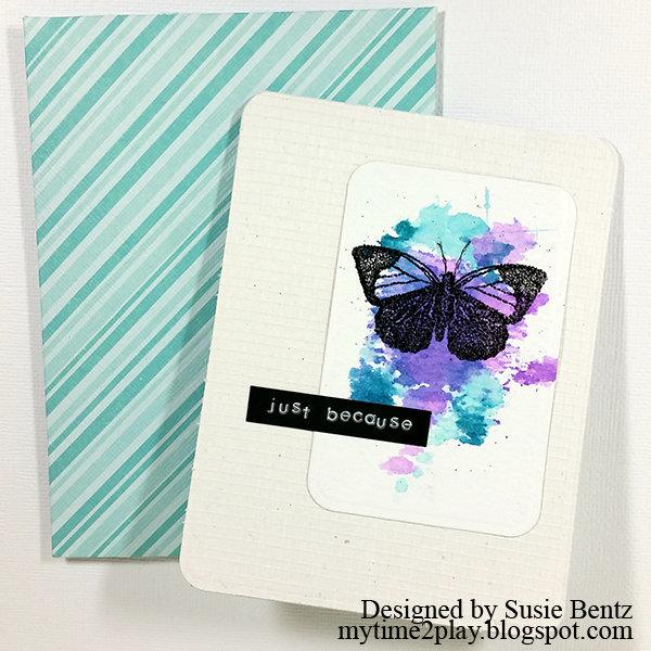 Color Burst Card Set