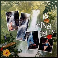 La Mina Falls Paper House Productions