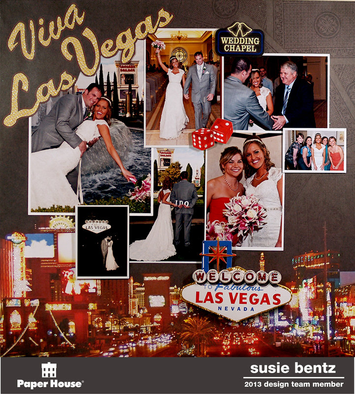Las Vegas Wedding **Paper House**