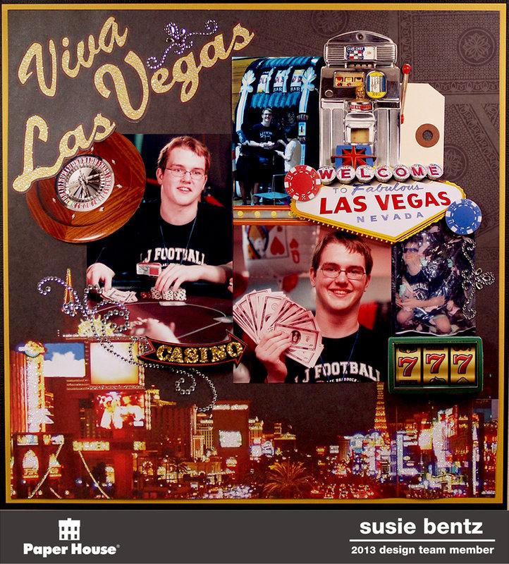 Viva Las Vegas - Paper House Productions