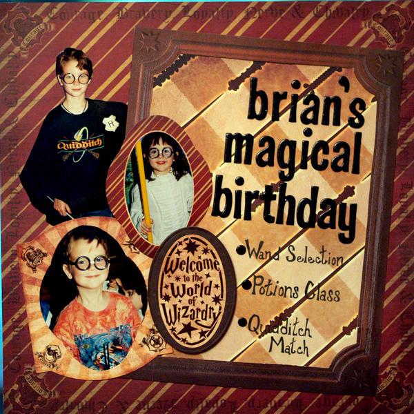 Brian's Magical Birthday **Moxxie**