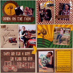 Down on the Farm **Moxxie** Pocket Page