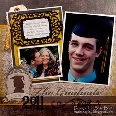 The Graduate  **Moxxie**