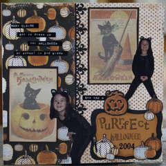 Purr-fect Halloween