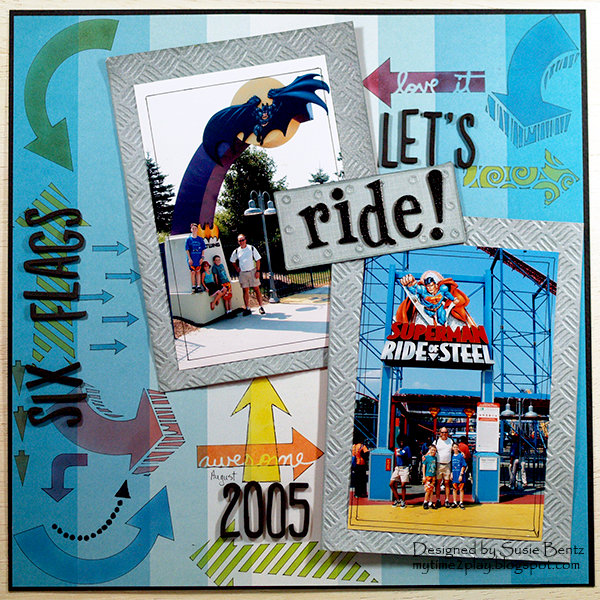 Let's Ride!   **Quick QUotes**
