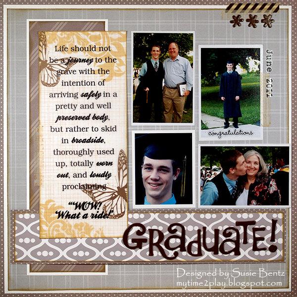Graduate!  **Quick Quotes**
