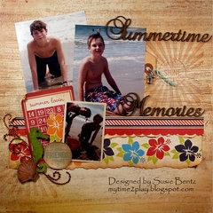 Summertime Memories