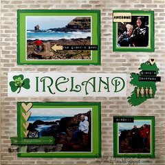 Ireland  *Want2Scrap*