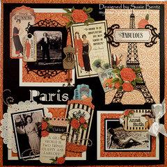 Paris Style **Want2Scrap**