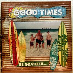 Life is Good Mini-Album **Want2Scrap** Page 8