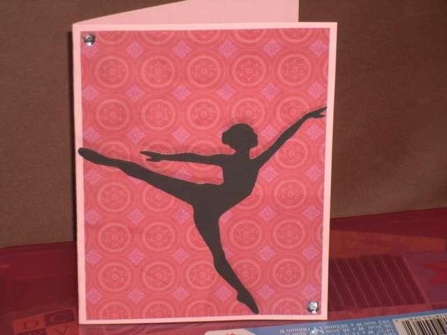Dancer Card