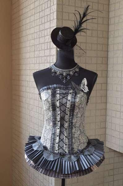 99% paper dress