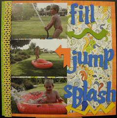 Fill Jump Splash