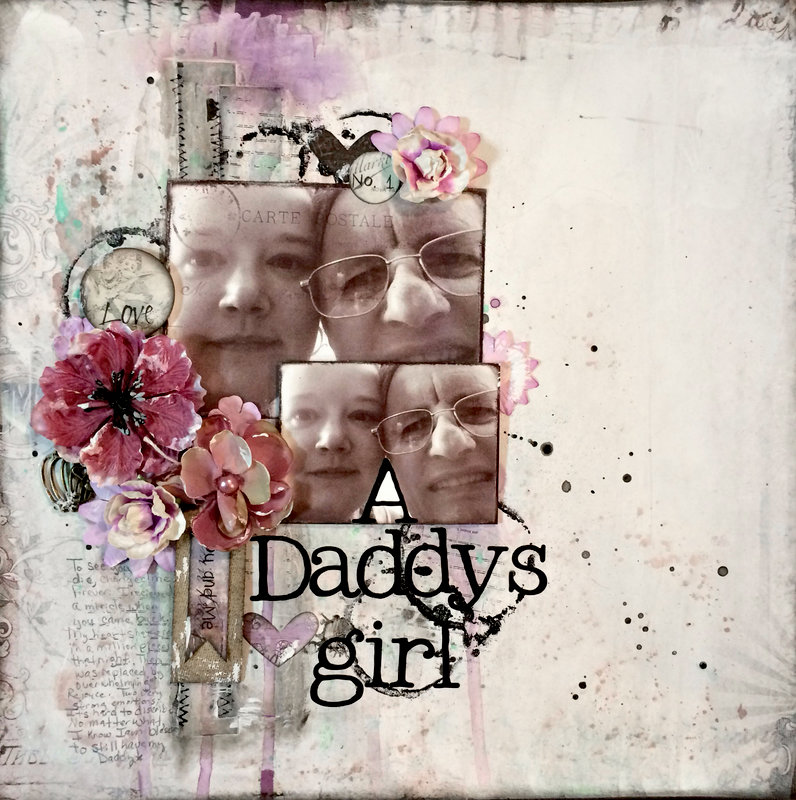"""""""A Daddy's Girl"""" CT work Flying Unicorn and OUAS Sketch"""