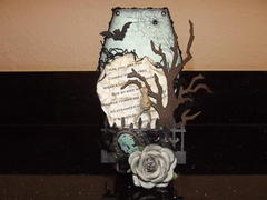 Altered Wood Coffin 2