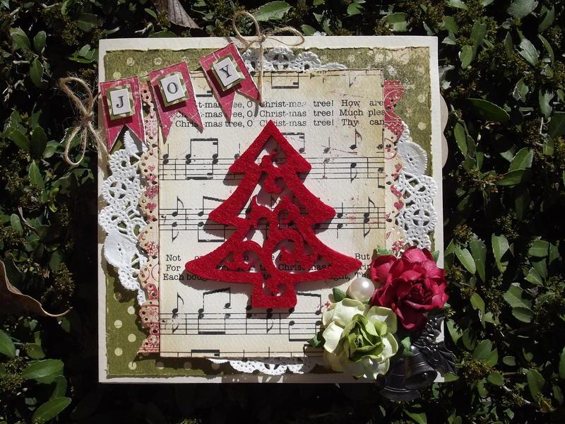 Christmas Card/Mini Book