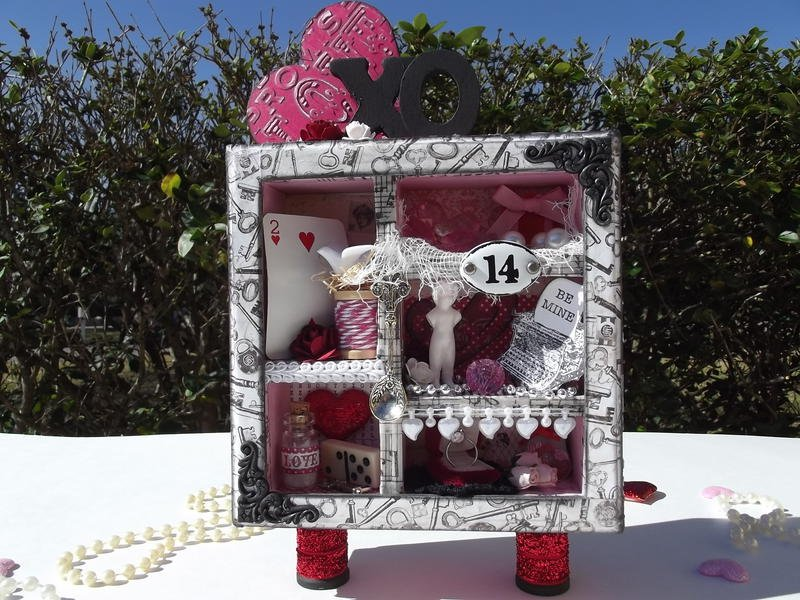Valentine's Day Configurations Box (front)
