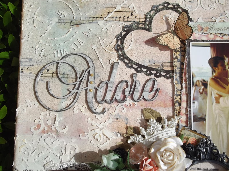 """""""Adore"""" Canvas Layout"""