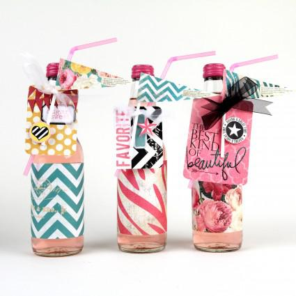 Sugar Chic Party Bottles