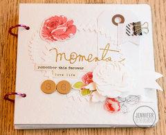 Monochromatic Mini Book