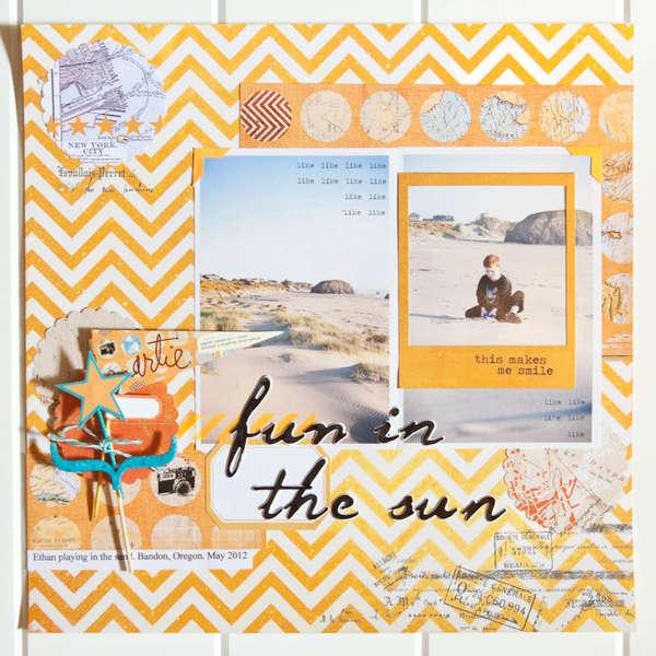 Fun in the Sun by Jennifer Evans
