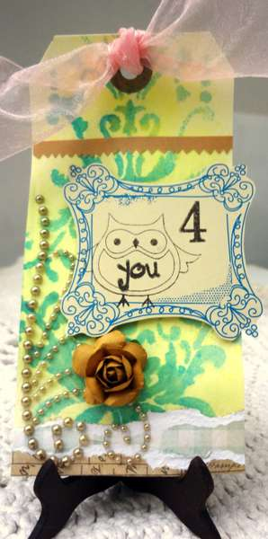 4 you gift Tag