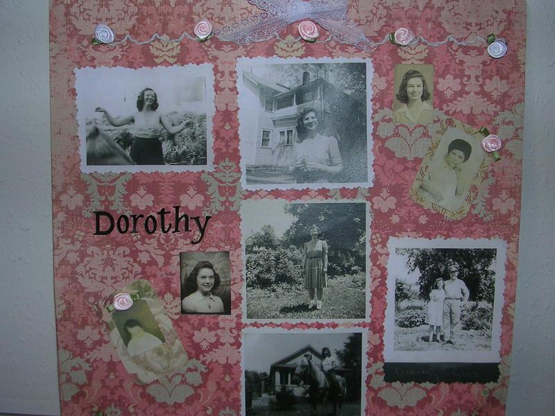 Aunt Dorothy