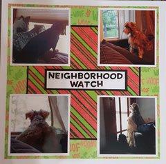 Neighborhood Watch - Page 2