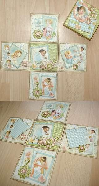 Little Darlings Card Box