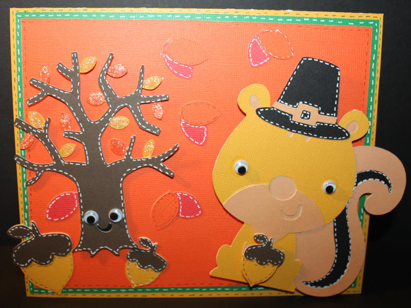 Fall or Thanksgiving Card