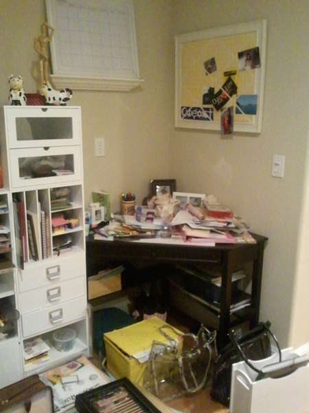 Scrap Room Challenge Before Pic2