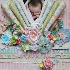 Bundle of Joy *BASICALLY BARE* JUNE GUEST DESIGNER