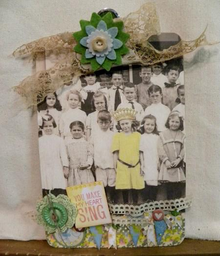 Jenni Bowlin Challenge Crop Party ~ Clipboard Project