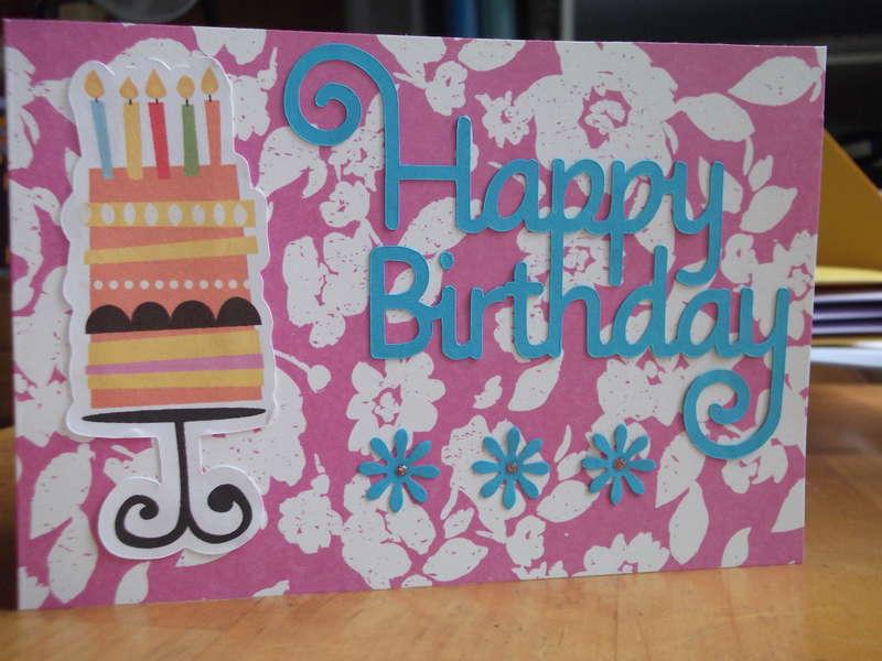 Feminine Happy Birthday