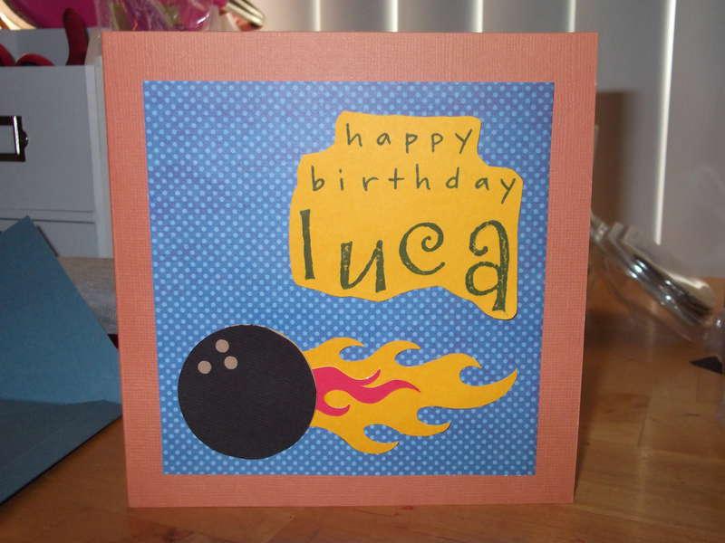 Happy Birthday Luca