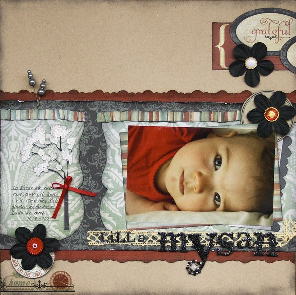 Cozy **MyScrapbookNook Kit**