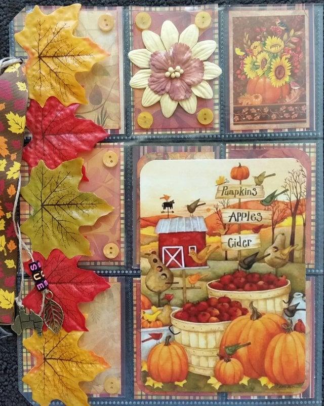 Autumn Pocketletter