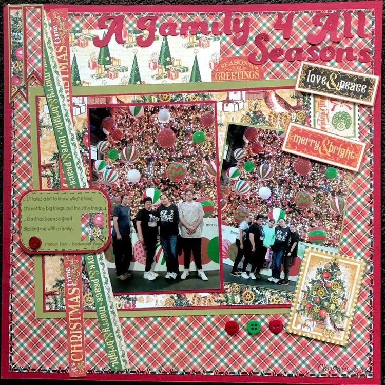 A Family 4 All Seasons