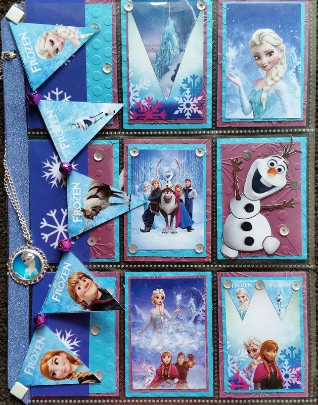 Frozen Pocketletter