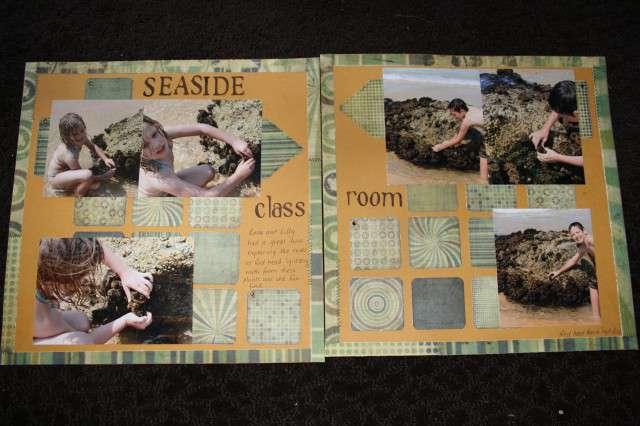 Seaside classroom